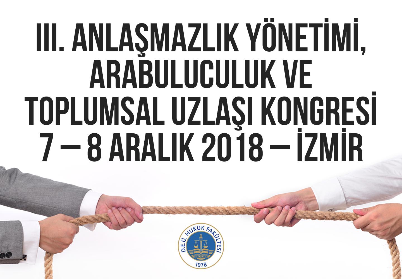Kurucumuz Nihan Karakaş, III. Anlaşmazlık Yönetimi, Arabuluculuk ve Toplumsal Uzlaşı Kongresi'nde Konuşmacı Olarak Yer Aldı