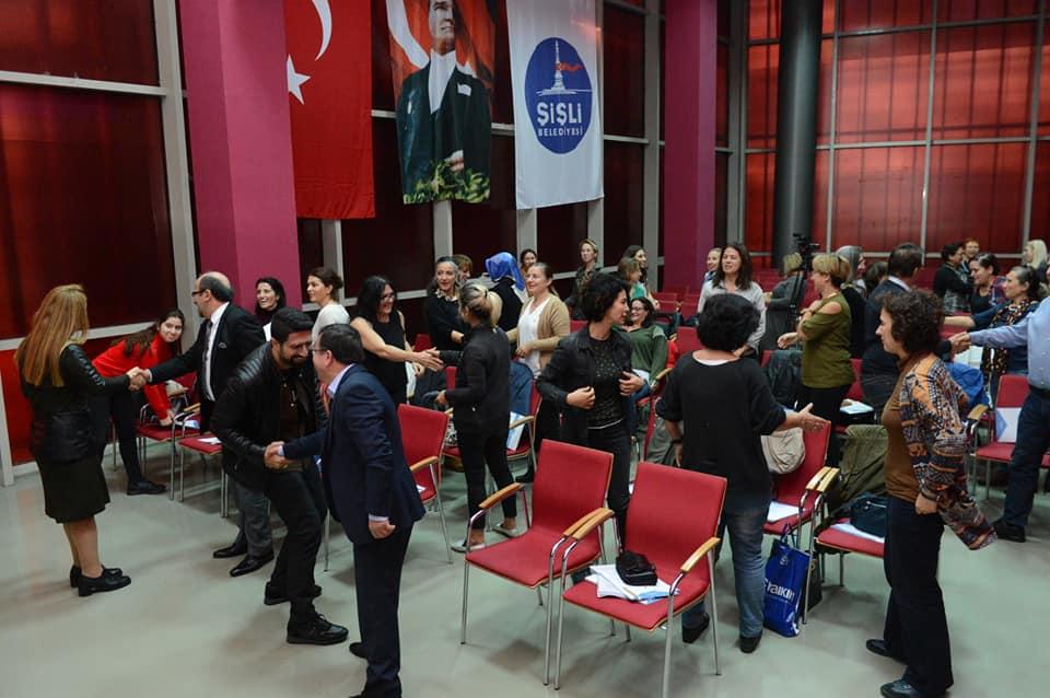 İstanbul'da Akran Arabuluculuk Eğitimlerimizden kareler