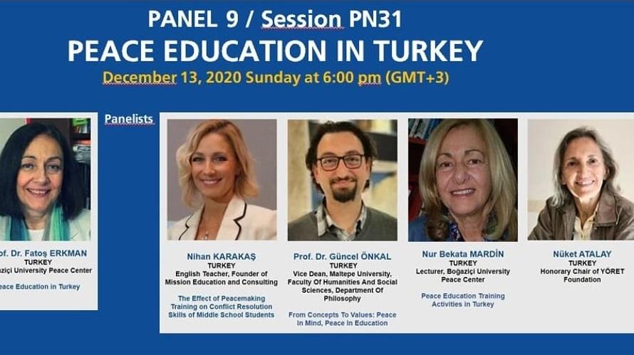 Kurucumuz Nihan Karakaş Global Cyber Peace Conference'da Panelist Olarak Yer Aldı